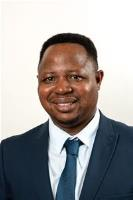 Councillor Dominic Mbang